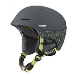 Bolle Millennium Soft Grey And Yellow Iceberg 58-61cm Millennium Ski H