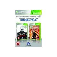 Rainbow Six: Vegas and Splinter Cell Double Agent Double Pack