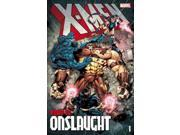 X-Men 1 X-Men Binding: Paperback Publisher: Marvel Enterprises Publish Date: 2014/02/04 Synopsis: The X-Men engage in adventures including battling such foes as Onslaught, Holocaust, Marrow; dealing with a brain-damaged Sabretooth, and enrolling a new student at the Xavier Institute