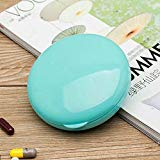 Storage Box 7 Day Weekly Pill Medicine Box Holder Storage Organizer Container Box Portable Baskets Container Storage Box with lid
