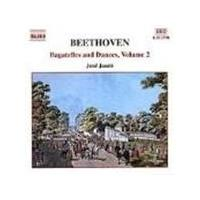 Beethoven: Bagatelles & Dances, Vol 2