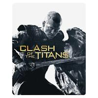 Clash of the Titans - Premium Collection Steelbook (Blu-ray   UltraViolet Copy)