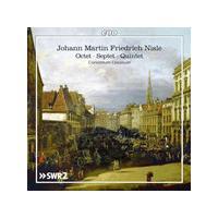 Johann Martin Friedrich Nisle: Octet; Septet; Quintet (Music CD)
