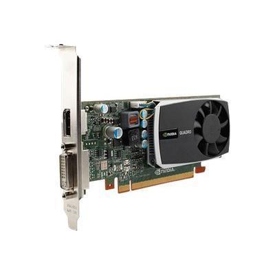 NVIDIA Quadro 600 - graphics card - Quadro 600 - 1 GB