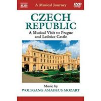Czech Republic: A Musical Visit to Prague & Lednice Castle (Music CD)