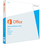 """Microsoft Office Home and Business 2013 Brand New, The Microsoft Office Home and Business 2013 is a perfect system tool for those people who want to manage life and work more efficiently"