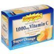 Emergen-C Super Orange Vitamin C - Value Pack of 4