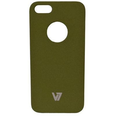 V7 Pa19mgrn-2n Metro Anti-slip Case For Iphone 5 - Green