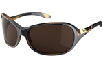 Bolle Grace Shiny Tortoise-tlb Dark Women's Sunglasses
