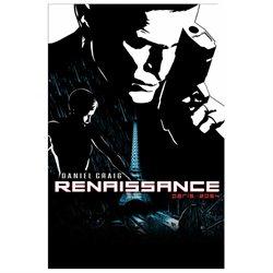 Renaissance Poster Movie French B 11 x 17 In - 28cm x 44cm Daniel Craig Patrick Floersheim Catherine McCormack Laura Blanc Romola Garai