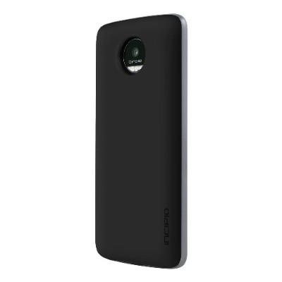 Incipio Mt-381-blk Offgrid Power Pack Backup Battery Case 2200 Mah For Motorola Moto Z Devices - Black