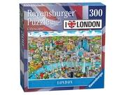 London Cityscape (300 Pieces)