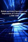 Whilst much recent scholarly work has sought to place early modern British and Irish history within a broader continental context, most of this has focused on western or northern Europe