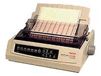 Oki Microline 320 Turbo/d Dot Matrix Printer - Black And White - A4 - 240 Dpi X 216 Dpi - 9 Pin - Up To 290 Char/sec - Parallel - 230v Power 62412902