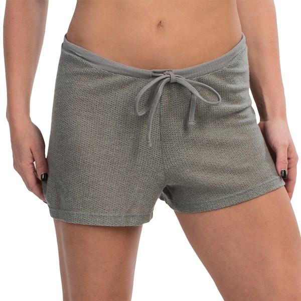 Cosabella Sinsonte Knit Lounge Shorts (For Women)
