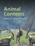 Contests are an important aspect of the lives of diverse animals, from sea anemones competing for space on a rocky shore to fallow deer stags contending for access to females