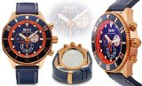 Brandt & Hoffman Swiss Chronograph Dunbar Mens Watch