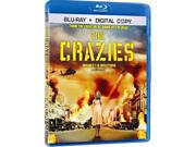 "The Crazies (Blu-Ray) Timothy Olyphant, Radha Mitchell , Joe Anderson, Danielle Panabaker Synopsis: In this terrifying glimpse into the ""American Dream� gone wrong, an unexplainable phenomenon has taken over the citizens of Ogden Marsh"