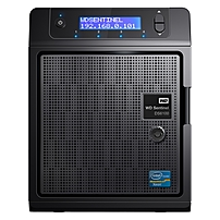 "Wd Ultra-compact Storage Plus Server Wd Sentinel Ds6100 - Intel Xeon E3-1265lv2 Quad-core (4 Core) 2.50 Ghz - 6 X Total Bays - 16 Tb Hdd (4 X 4 Tb) - 2 Boot Drive(s) - 16 Gb Ram - Raid Supported 0, 1, 5, 10, Jbod - 4 X 3.5"" Bay - 2 X 2.5"" Bay - Gigabit Et Wdbwvl0160kbk-nesn"