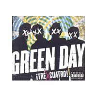 Green Day - Tre & Cuarto (CD DVD) (Music CD)