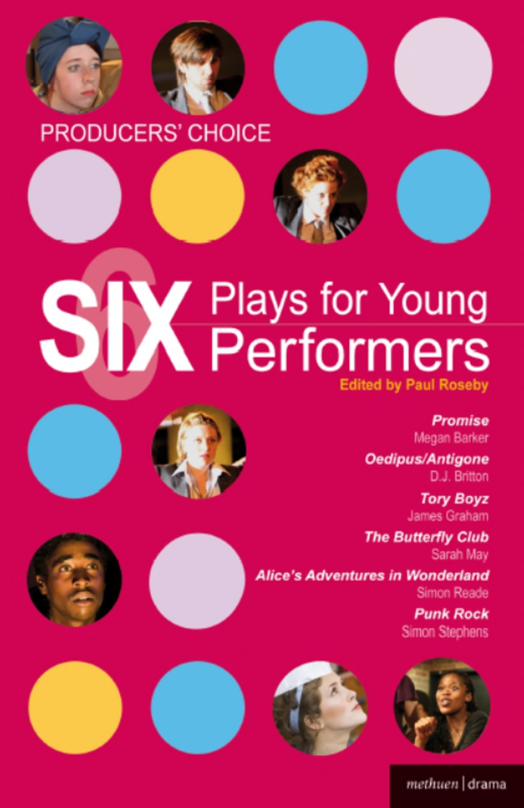 Producers' Choice: Six Plays For Young Performers (ebook)