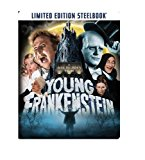 Young Frankenstein 40th Anniversary Limited Edition Steelbook (Blu-ray)