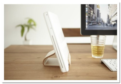 Desktop Chair - for MacBook and iPad - White
