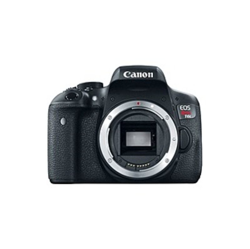 Canon Eos Rebel T6i 24.2 Megapixel Digital Slr Camera Body Only - 3