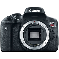 "Canon Eos Rebel T6i 24.2 Megapixel Digital Slr Camera Body Only - 3"" Touchscreen Lcd - 16:9 - E-ttl - 6000 X 4000 Image - 1920 X 1080 Video - Hdmi - Hd Movie Mode - Wireless Lan 0591c001"