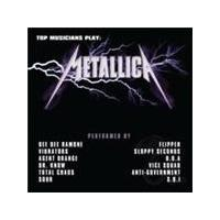 Various Artists - Metallica (Top Musicians Play) (Music CD)