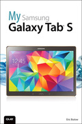 Friendly, quick, and 100% practical, My Samsung Galaxy Tab S is the must-have companion for every Samsung Galaxy Tab S user