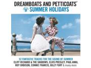 Dreamboats & Petticoats: Summer Holidays Various