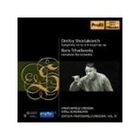 Shostakovich/Tchaikovsky - Symphony No. 15/Variations For Orchestra (Kondrashin) (Music CD)