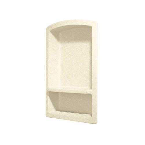 Swanstone Rs-2215-072 Recessed Solid Surface Soap Dish In Pebble