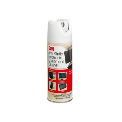 3m Cl600 Electronic Equipment Cleaner  Aerosol  10 Oz 6/cs