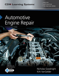 Engine Repair, published as part of the CDX Master Automotive Technician Series, provides students with the technical background, diagnostic strategies, and repair procedures they need to successfully repair engines in the shop
