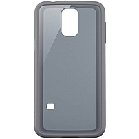 Belkin Air Protect Grip Vue Protective Case For Galaxy S5 - Smartphone - Slate - Tint - Plastic F8m915b1c00