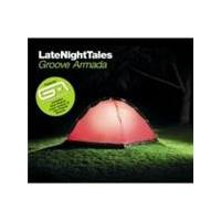 Various Artists - Late Night Tales - Groove Armada (Compiled By Groove Armada) (Music CD)