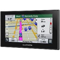 "Garmin Nüvi 2699lmthd Automobile Portable Gps Navigator - Portable, Mountable - 6"" - Touchscreen - Microsd - Lane Assist, Voice Command, Junction View, Turn-by-turn Navigation - Bluetooth - Usb - 1 Hour - Preloaded Maps - Lifetime Map Updates 010-01188-00"