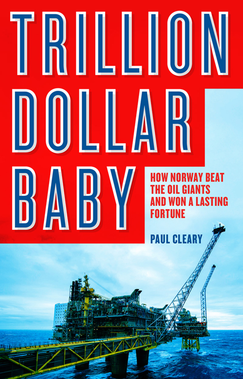 Trillion Dollar Baby (ebook)