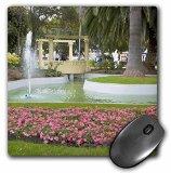 Danita Delimont - Chile - Chile, Vina del Mark, Jose Vergara Plaza fountain - SA05 SSM0063 - Scott T. Smith - MousePad (mp_85955_1)