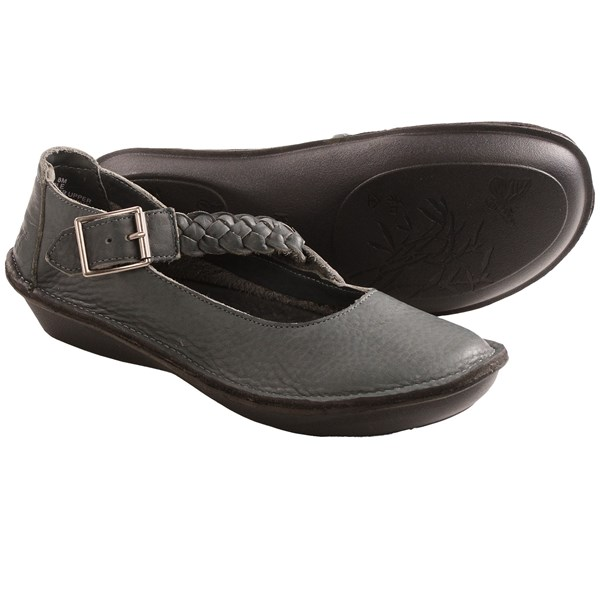 Zen Komfort By Klogs Temple Shoes - Leather, Slip-ons (for Women)