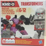 Kre-O Transformers Brick Box (88pcs)