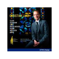 Christian Lane plays Elgar, Schumann, Liszt, Roger-Ducasse, Vierne, Whitlock, Dupré (Music CD)