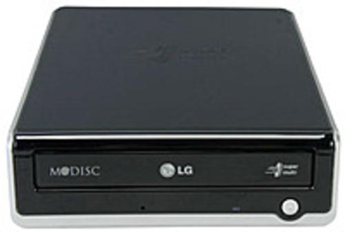 Lg Ge24nu40 External Dvd-writer  - Dvd-ram/