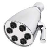 Speakman S-2252 Icon Anystream High Pressure Adjustable Shower Head, Polished Chrome