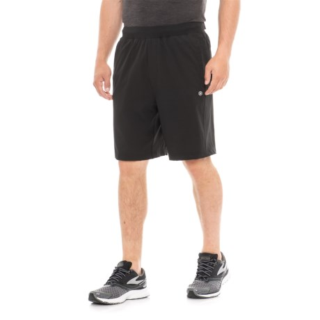 Posture Woven Shorts - Built-in Liner (for Men)