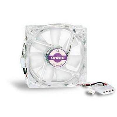 Antec Pro 92mm Dbb Pro 92mm Dbb - System Fan Kit - 92 Mm - Clear