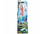 Robo Fish Water Activated Red Shark