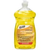 Dishwashing Liquid, 28 Oz., Citrus Scent